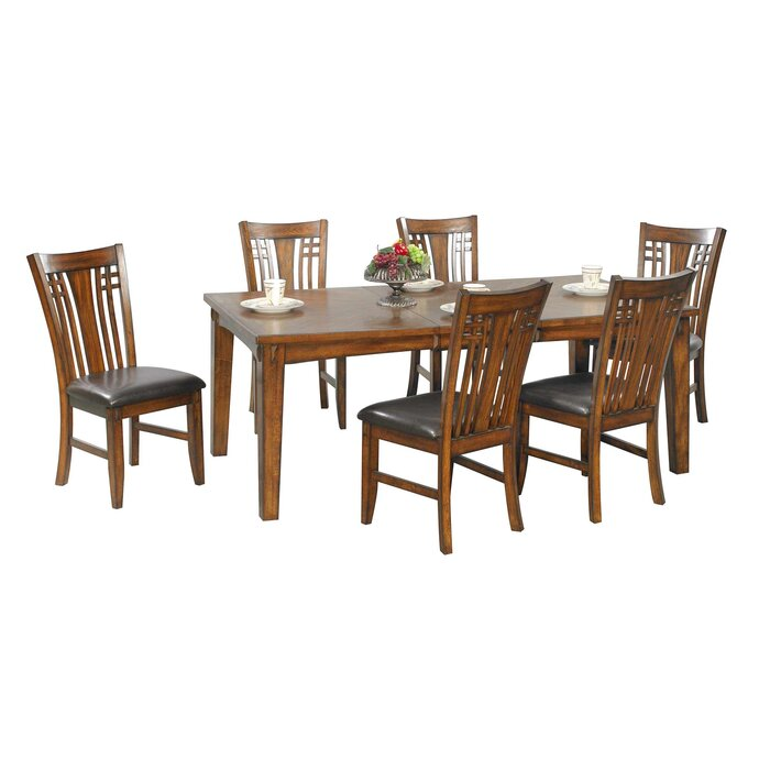 Darby Home Co 7 Piece Dining Set