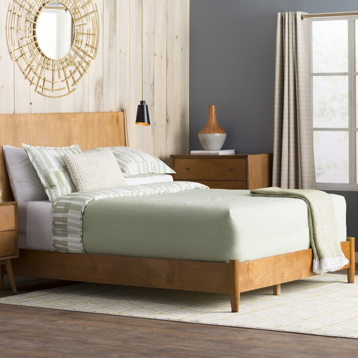 Langley Street Parocela Platform Customizable Bedroom Set