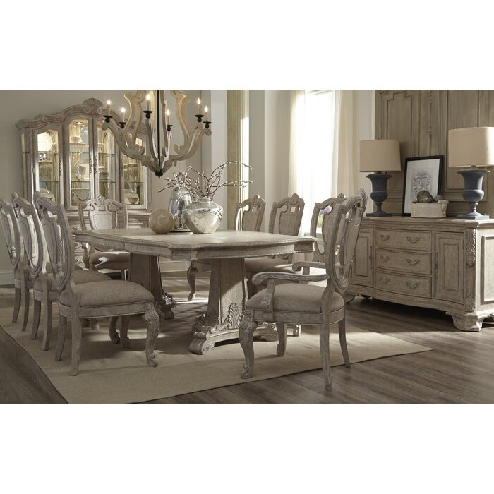 Astoria Grand Schwerin 9 Piece Dining Set
