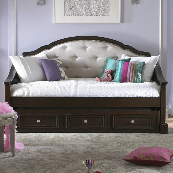 Samuel Lawrence Girls' Glam Daybed with Trundle