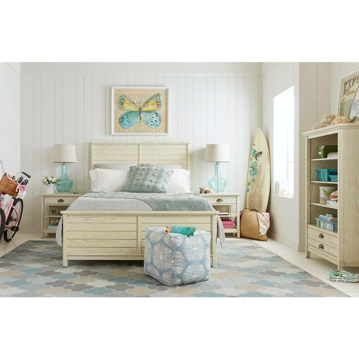 Stone & Leigh™ by Stanley Furniture Driftwood Park Panel Customizable Bedroom Set