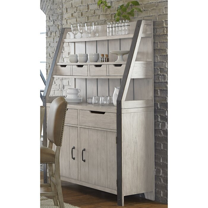 Laurel Foundry Modern Farmhouse Amanda China Cabinet