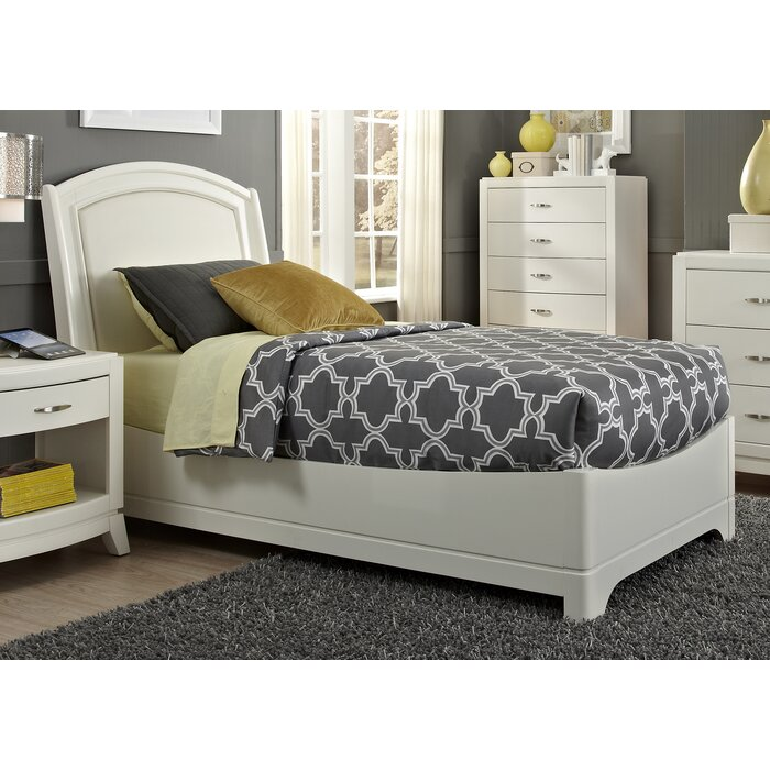 liberty furniture avalon platform customizable bedroom set