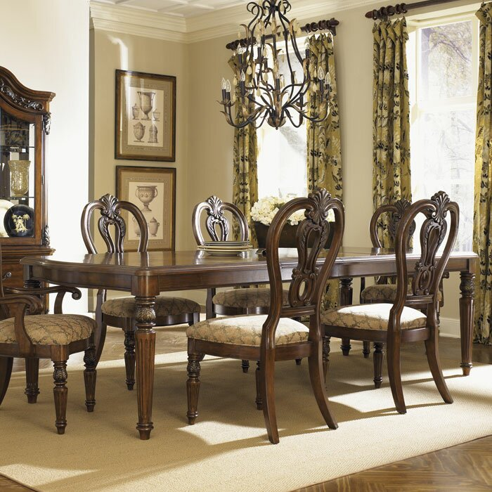 Astoria Grand Cavas 7 Piece Dining Set