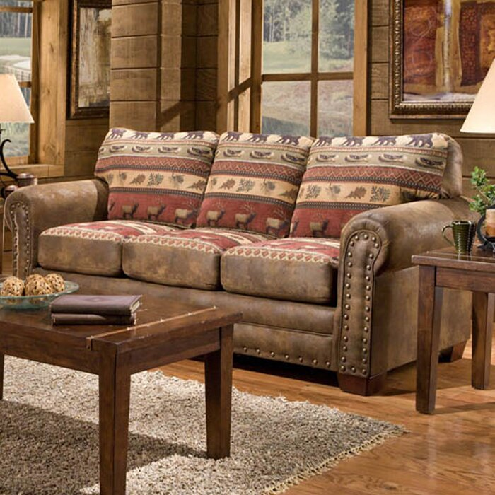American Furniture Classics Sierra Lodge Living Room Collection Reviews Wayfair