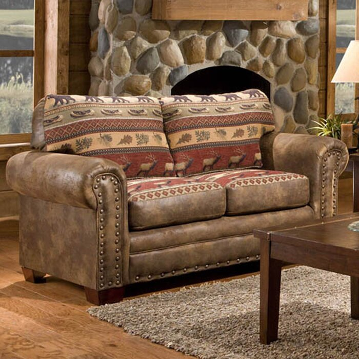 Furniture Of America Living Room Collections: American Furniture Classics Sierra Lodge Living Room