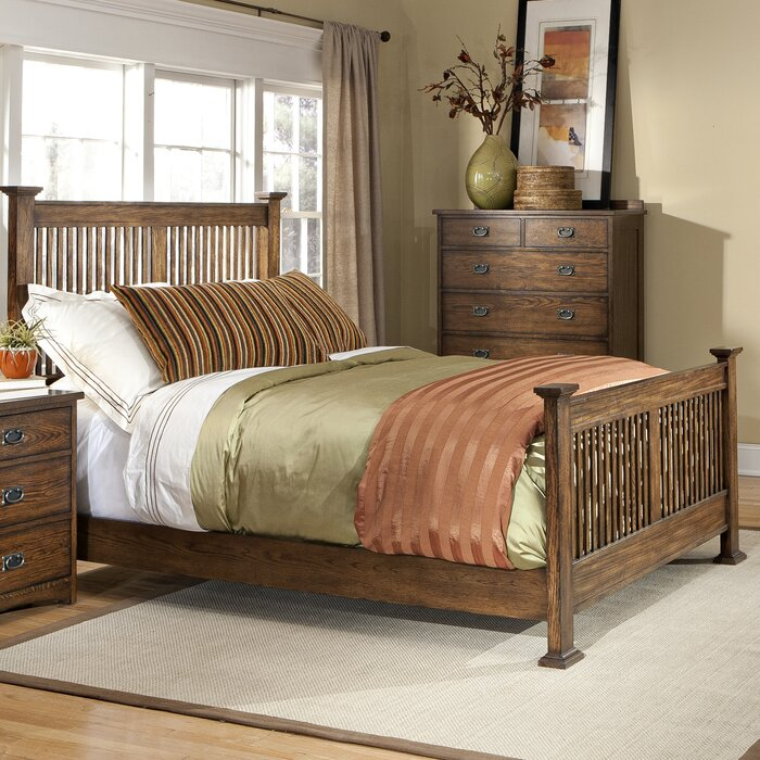 Imagio Home by Intercon Oakhurst Panel Bed