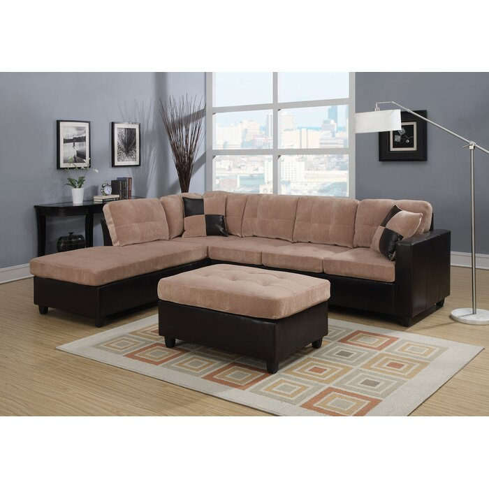 ACME Furniture Milano Sectional