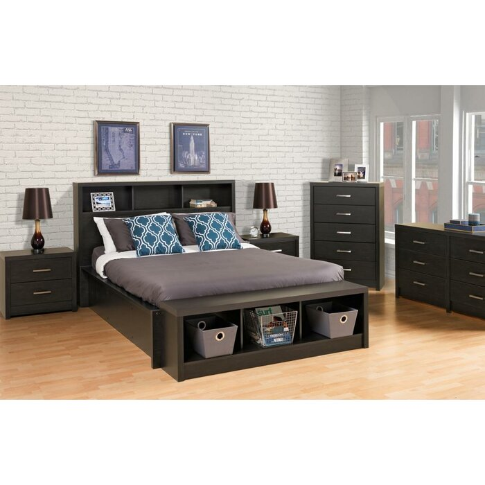 Latitude Run Reiby Platform Customizable Bedroom Set Reviews Wayfair