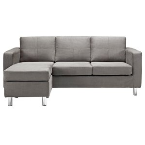 Sectional sofas joss main for 78 sectional sofa