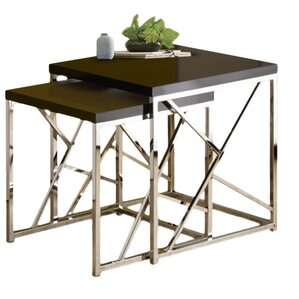 2-Piece Arlene Nesting Table Set