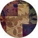 Andover Mills Raffin Elegant Leaves Area Rug Amp Reviews