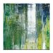 Artist Lane The Forest by Sally Adams Art Print Wrapped on Canvas