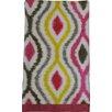 Waverly Pom Pom Print Bath Towel Amp Reviews Wayfair