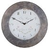 Roger Lascelles Clocks 49.6cm Large Lalande with Effect Border Wall Clock