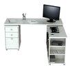 House Of Hampton Charisse L Shaped Corner Computer Desk