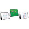 Grow N Up Folding Magnetic Board Easel Amp Reviews Wayfair