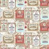 Graham & Brown Fresco 10m L x 26.5cm W Food and Beverage Roll Wallpaper