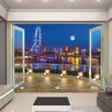 Walltastic View London Skyline Wall Mural