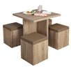 Wade Logan Bernard Dining Table Amp Reviews Allmodern