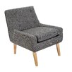 Langley Street Canyon Vista Mid Century Accent Chair