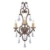 Savoy House Viena 3 Light Crystal Chandelier