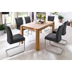 CleverFurn Aragon Extendable Dining Table