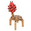 Wrigglebox Ladybird Children's Novelty Chair