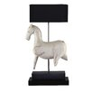 Homestead Living Horse 48cm Table Lamp