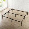 Atlantic Furniture Premium Metal Bed Frame With Casters