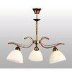 Lampex Kleo 3 Light Design Pendant