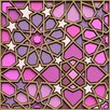 Images D'Orient UK Moucharabieh 14.5cm Coaster (Set of 2)