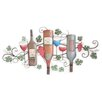 Cole grey toscana wine wall d cor reviews wayfair for Decor containers coles