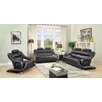 Omnia Leather Princeton Leather Living Room Set Amp Reviews