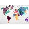 NEXT! BY REINDERS Die Welt In Wasserfarben Photographic Print