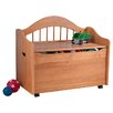 Gift Mark Deacon Bench Toy Chest With Casters Amp Reviews