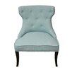 Skyline Furniture Swoop Linen Arm Chair Amp Reviews Wayfair
