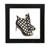 Andrew Lee These Shoes are Made for Walking Framed Art Print