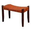 International Caravan Westwood Upholstered Bedroom Bench