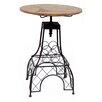 Design Toscano Tour Eiffel Sculptural Side Table Amp Reviews