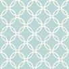NuWallpaper Links 5.5m L x 52cm W Geometric Roll Wallpaper