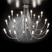 Metal Lux Free Spirit Classic 24 Light Chandelier
