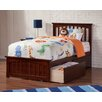 South Shore Willow Storage Platform Bed Amp Reviews Wayfair