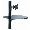 """Opera Height-Adjustable TV Wall Mount for 10""""-23"""" Screens"""