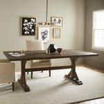 One Allium Way Lewisville Dining Table Amp Reviews Wayfair