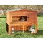 Trixie Natura 2 Story Small Animal Hutch Amp Reviews Wayfair
