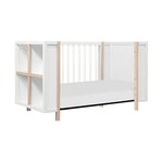 Evolur Aurora 4 In 1 Convertible Crib Amp Reviews Wayfair