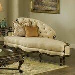 Three Posts Verona Storage Chaise Lounge Amp Reviews Wayfair