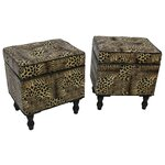 Elanamar Designs Savannah Wicker Trunk Amp Reviews Wayfair
