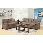 Simmons Upholstery Roxanne Living Room Collection